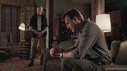 The Governor and Merle 3x07