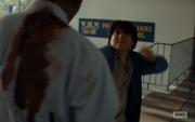 Tobias defends Madison without hesitation