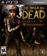TWD S2 PS3 Cover