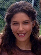 Juliana Harkavy as unknown woman