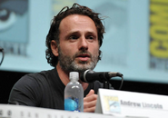 Lincoln Panel SDCC 13