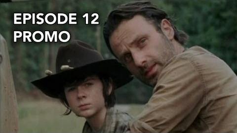 """The Walking Dead 3x12 Promo """"Clear"""""""