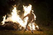 AMC 604 Burning Walkers