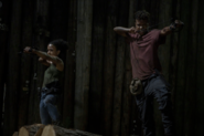 10x04 Connie and Kelly in action