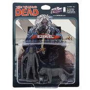 Ezekiel and shiva pvc figure 2-pack (grey)