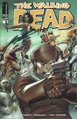 File:Issue 1 Madison Comic Con Exclusive Variant Cover signed by Rob Liefeld.jpg