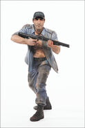 McFarlane Toys The Walking Dead TV Series 5.5 Shane Walsh 3