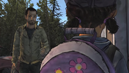 ATR Omid caring about Clem