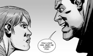117 Negan and Holly