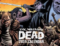 2015 Wall Caendar (Comics)