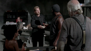 Axel and Hershel 3x09