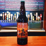 Blottle The Walking Dead- Blood Orange IPA
