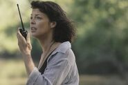 9x05 Anne radios the choppa