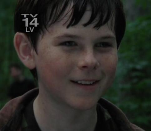 Carl Grimes Season 2
