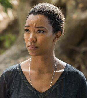 Sasha Williams 7x14