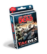 TACDEX™ The Walking Dead - Survivors vs Walkers