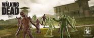 The Walking Dead Zombie Army Men Figures 3