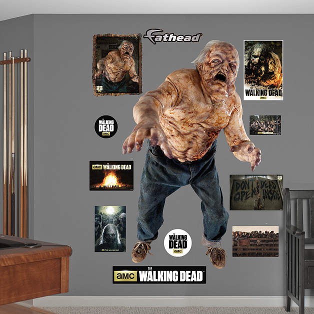 Lovely Well Walker Fathead Wall Decal 2