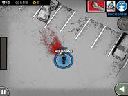 Michonne (Assault) fists kill