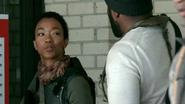 Sasha the walking dead season 4 episode 1 by twdimagenshd-d7hbkvv