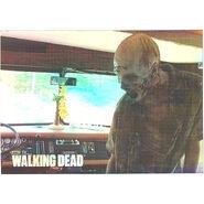 The Walking Dead - Sticker (Season 2) - S17 (Foil Version)
