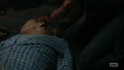TLIYL Alicia stabbed Christine