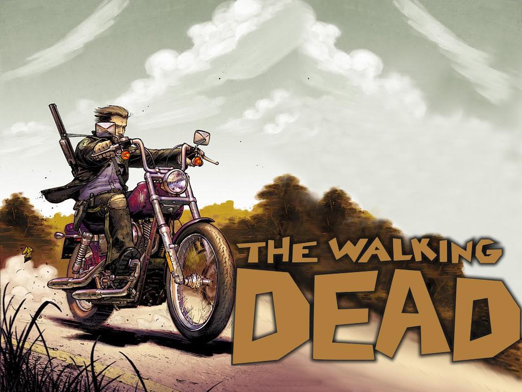 Walking Dead Comic Wallpaper 7mcuewmt