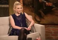 Emily Kinney Talking Dead for 5x04