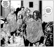 Michonne Denis Rick 83x12