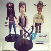 The Walking Dead Vinyl Idolz