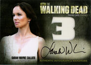 Auto-Wardrobe 1-Sarah Wayne Callies as Lori Grimes