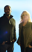 FTWD Madison and Strand