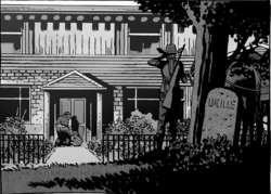 Issue 193 Negan House