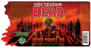 The Walking Dead- Blood Orange IPA