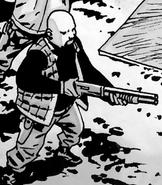 Unnamed Guard Bald