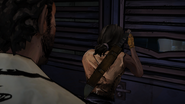 ITD Michonne Looking Inside