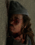 Season one homeless man