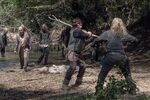 10x10 Daryl vs Alpha poster