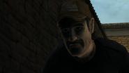 Kenny Dramatic Look