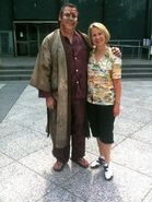 Gary Whitta as Pajama Walker