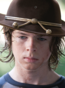 Season four carl grimes (2)