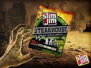 "Slim Jim® ""Carnage Asada"" Steakhouse Strips 2"
