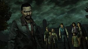 Walking Dead Game Gang