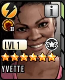 Yevette Legend