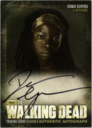 Auto 1-Danai Gurira as Michonne