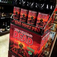 The Walking Dead- Blood Orange IPA 3