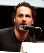 Andrew Lincoln by Gage Skidmore