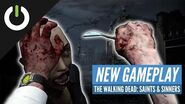 First 30 Minutes - The Walking Dead Saints & Sinners (Skydance Interactive) - PC VR, PSVR, Quest