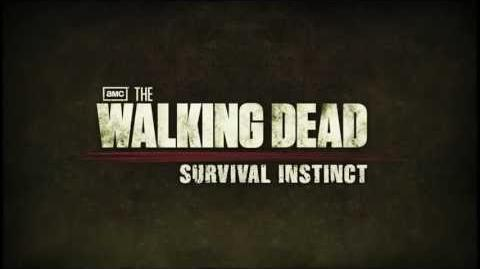 The Walking Dead Survival Instinct Launch Date Trailer