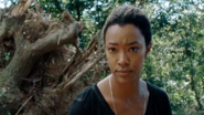 Sasha Williams 7x14 Showing People How to Fight